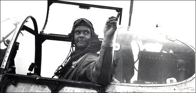 timthumb - Benjamin O. David Jr, commandant du 332nd Fighter Group