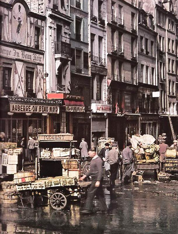 andre zucca Paris sous occupation 1940 1944 28 - andre-zucca-Paris-sous-occupation-1940-1944-28