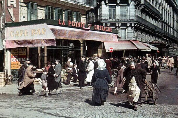 andre zucca Paris sous occupation 1940 1944 29 - andre-zucca-Paris-sous-occupation-1940-1944-29