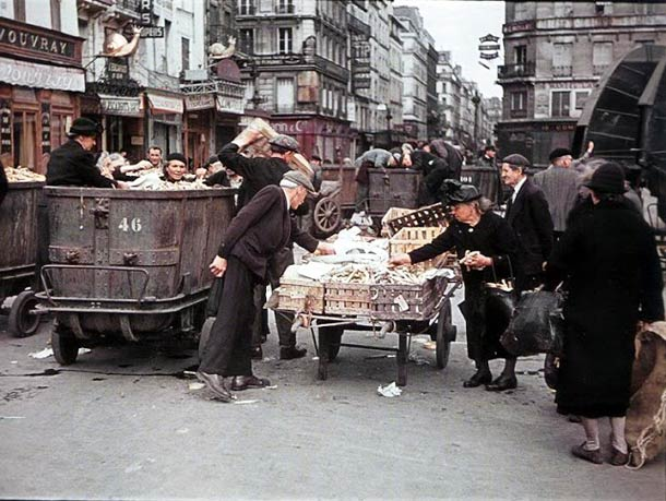 andre zucca Paris sous occupation 1940 1944 30 - andre-zucca-Paris-sous-occupation-1940-1944-30